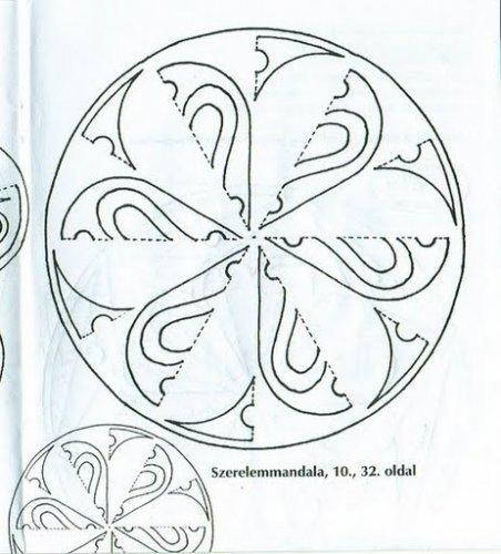 Шаблоны объёмные снежинки из бумаги своими руками схемы шаблоны