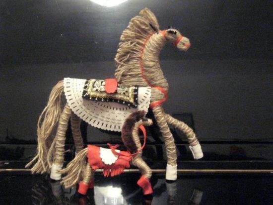 Поделки для лошадей своими руками 956