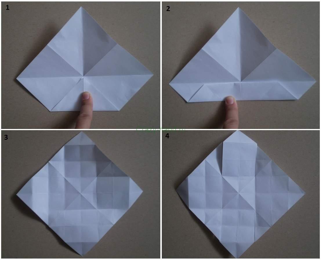 Оригами коробочка своими руками фото