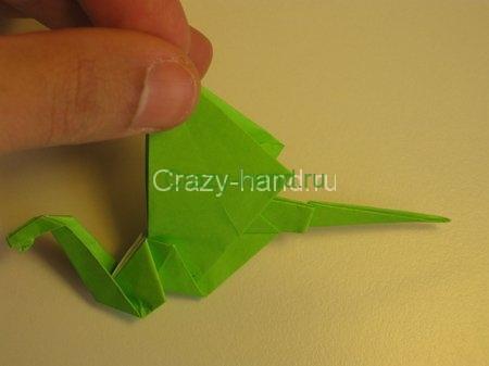 26-origami-dragon