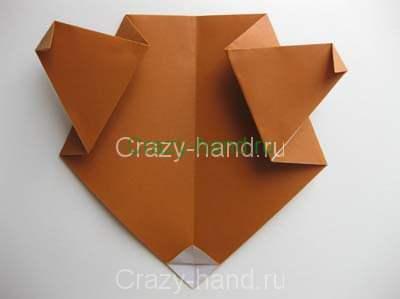 09-origami-bear-face