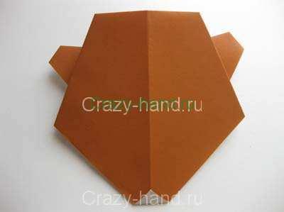 11-origami-bear-face