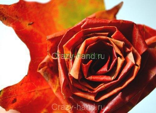 diy_leaf_rose_1