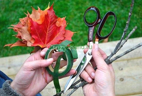 diy_leaf_rose_materials